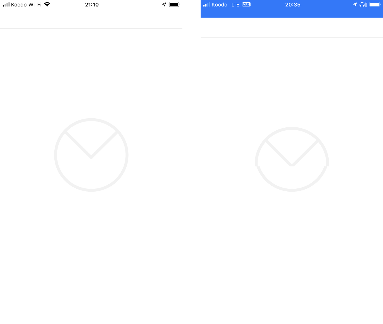 Airmail comparison